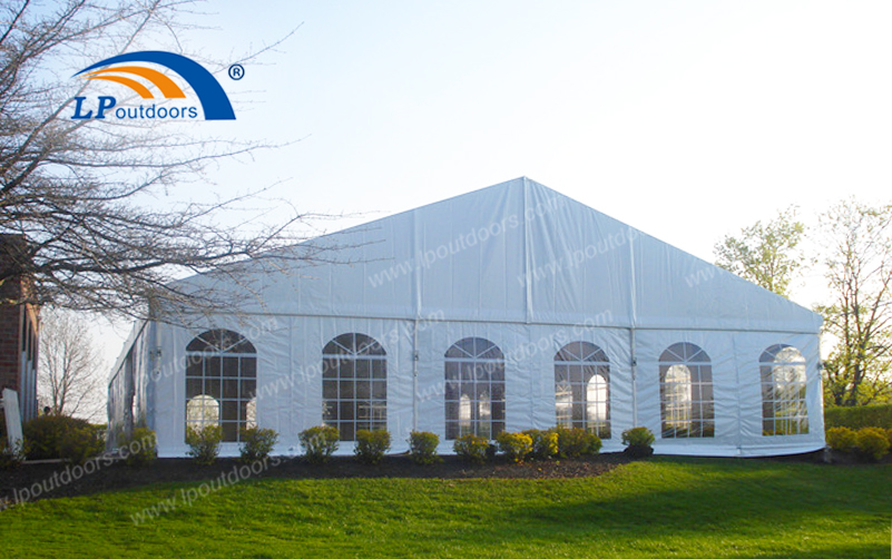 Outdoor Ministry Event Church Tent Allow More People Get Together Safely